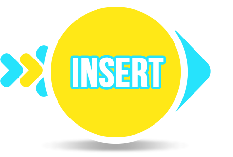 INSERT – Creative Development of Web, Apps & Games